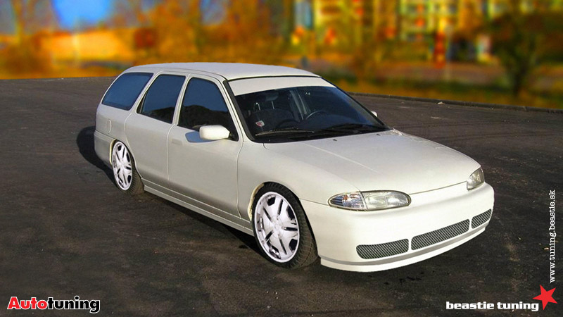 ford mondeo – AT 11/04